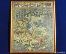 6878 Keretezett Wawel vászon bibliai témájú kép