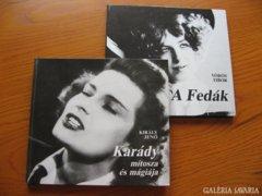 Karádi és Fedák - könyv csomag