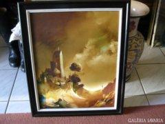 Árkossy István festmény eladó