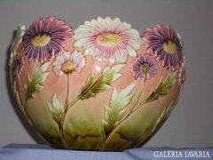 Szecesziós virágállvány kaspóval