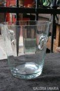 Üveg pezsgősvödör