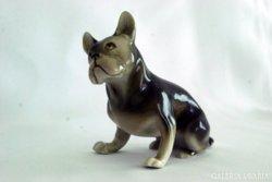 Royal Dux Bulldog