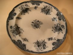 19.sz-i COPELAND fajansz tányér