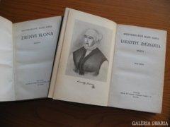 Lorántffy Zsuzsánna  és  Zrínyi Ilona 2 db könyv