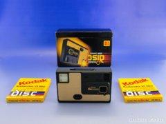 6920 KODAK DISC 3500 CAMERA fényképezőgép RITKA