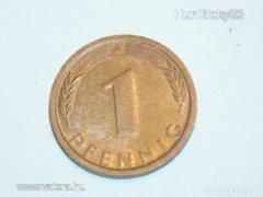 1 Pfennig (A) - Németország - 1991.