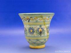 0A376 Régi Gorka kerámia váza