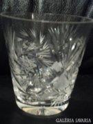 Kristály pohár készletpótlásnak