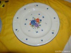 Virágmintás tányér 30 cm