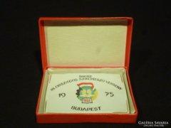 5198 SNOSZ színjátszó verseny Hollóházi díj 1975