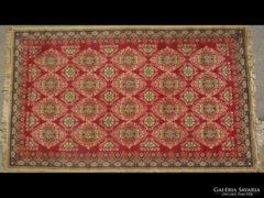 1972 Régi kézi csomózású szőnyeg 244 x 148 cm