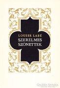 Louise Labé: Szerelmes szonettek 500 Ft