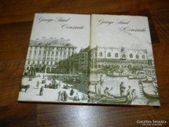 George Sand: Consuelo I-II.