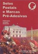 Portugál normál és spaciális bélyegkatalógus.