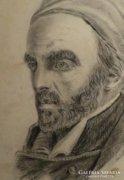 Seemann portrait. 18-19 jh.