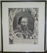 I. Ferdinánd (1504-1564) portréja, P.Sompel&Soutman
