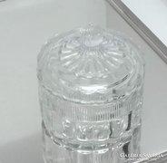 Üveg cukortartó