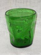 Szakított üveg ( belül bütykös )  ( DBZ0058 )
