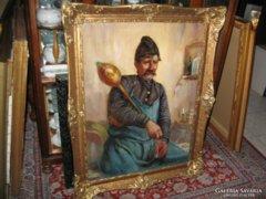 Ivanácz Zsolt festmény eladó