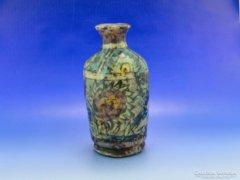 0A779 Antik perzsa kőcserép váza a 19. századból