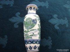 Kézzel festett Keleti halas váza-19 cm
