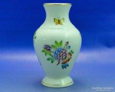 0A956 Régi herendi Viktória porcelán váza