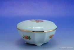 0A795 Jelzett német porcelán bonbonier GDR