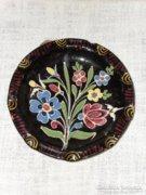 Hódmezővásárhelyi fali tányér ( DBZ0039 )