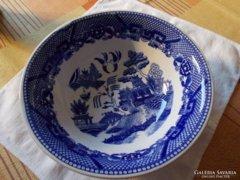Porcelán tál,- japán mintás