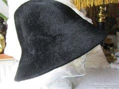 SELYEM FILZ közepes méretü kalap unisex viselet