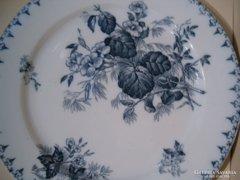 19.sz.-i Sarreguemines FLORE tányér