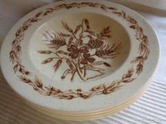 Angol kőporcelán tányérok