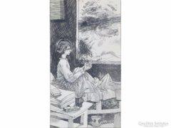 Kondor Béla : Könyvillusztráció