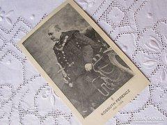 KOSSUTH LAJOS FIA, FERENC EMLÉKKÉP 1914