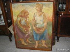 Alle Teréz festmény eladó