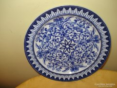 Antik angol porcelán tányér Caudon