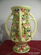 Fischer Emil kerámia váza