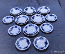 0B829 Hatszemélyes porcelán tányér készlet 18 db