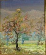 4418 Heil József : Mágocsi erdőbelső