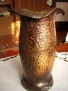 I. világháborús réz lövegből készült váza 1913