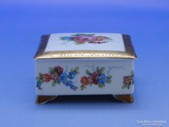 0C500 Antik ROSENTHAL porcelán bonbonier