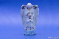 0C560 Régi Szűz Mária porcelán szobor