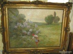Tolnay Ákos festmény eladó