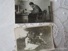 HORTHY TISZT KATONA SZABADSÁGON 2 db 1941