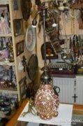 Zsolnay majolika asztali lámpa