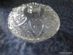 Uv6  Üveg bonbonier