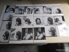 DOMJÁN EDIT nem ismert fotó sorozat 19 db nagy méretü