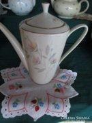 KA04 Antik Schwarzenhammer tea kiöntő, teás kanna 1949-52