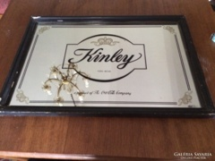 Keretes Tükrös Kinley Reklám