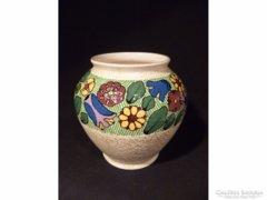 Y014 Osztrák szecessziós váza Dressler